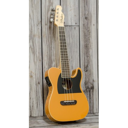 Fender Fullerton Tele Ukulele Butterscotch Blonde (312004)