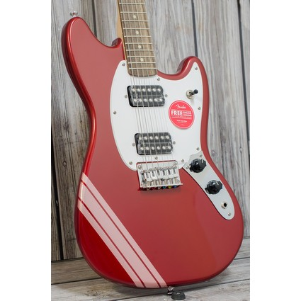 Squier Bullet Mustang - Competition Red, Limited Edition (312011)