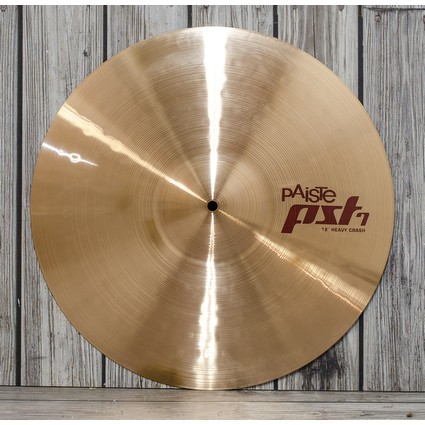 Pre Owned Paiste PST7 18in Heavy Crash (312332)