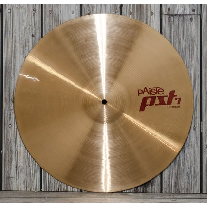 "Pre Owned Paiste PST7 19"" Crash (312349)"