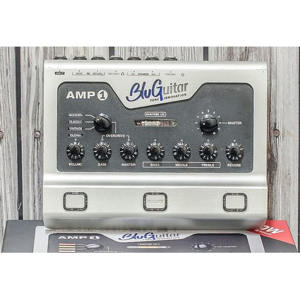 Pre Owned BluGuitar Amp 1 Amp Fx And Remote 1 (313414)