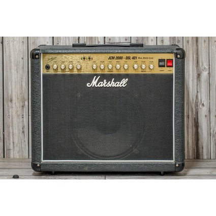 Pre Owned Marshall JCM2000 DSL401 Amplifier (313872)