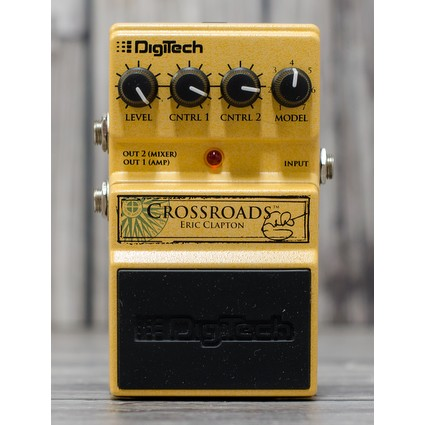 Pre Owned Digitech Crossroads Pedal Inc Box (315197)