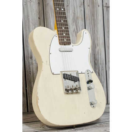 Pre Owned Fender Custom Shop 1967 Telecaster - White Blonde, Journeyman Relic (315357)
