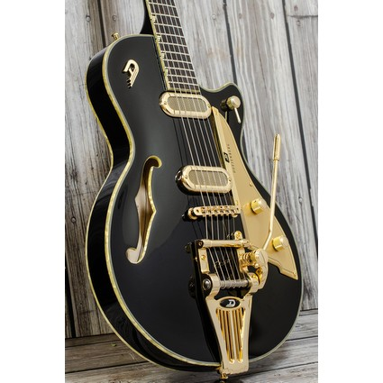 Duesenberg Starplayer TV Phonic Black Inc Case (315715)