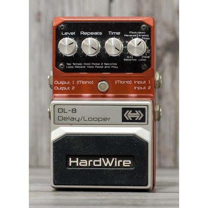 Pre Owned Hardwire DL8 Delay / Looper (316927)