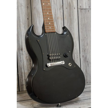 Pre Owned Gibson SG Melody Maker Black 2011 (317184)