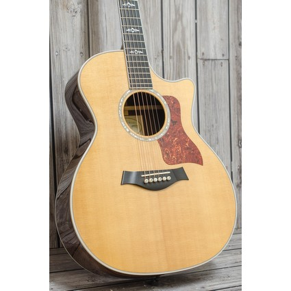 Pre Owned Taylor 814-CE ES1 2005 Inc. Case (317672)