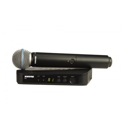 Shure BLX24UK/B58 Beta58 Radio System (317955)