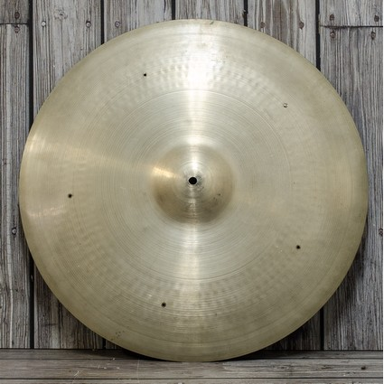 "Pre Owned 20"" Sizzle Krut Special Ride Cymbal - Only 1 Rivet (319614)"