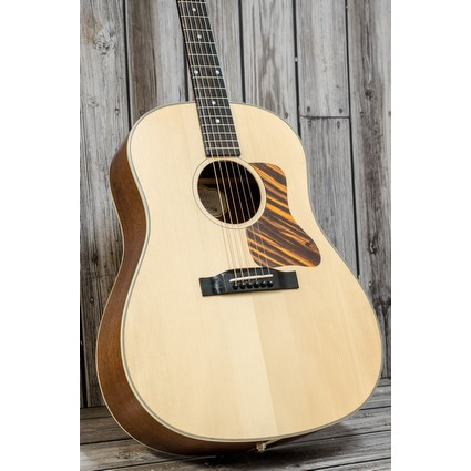 Pre Owned Eastman E1SS 2019 Ltd All Solid Electro Acoustic Inc Bag (322225)