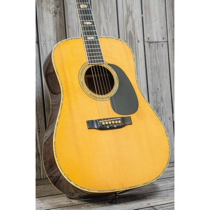 Pre Owned 1973 Martin D41 Acoustic Inc. Case (323031)