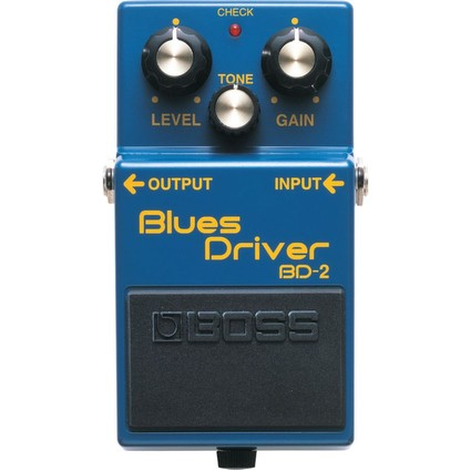 Boss BD-2 Blues Driver Pedal (3643)