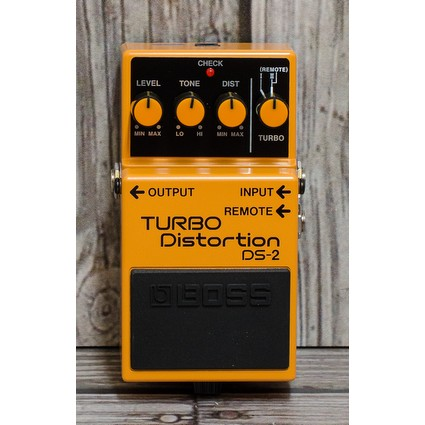 Boss DS-2 Turbo Distortion Pedal (41737)