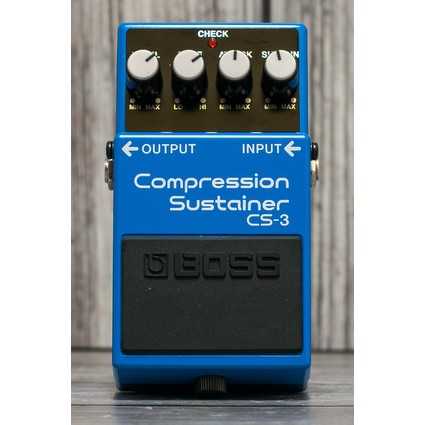 Boss CS-3 Compressor Sustainer Pedal (47289)