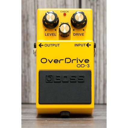 Boss OD-3 Overdrive Pedal (47302)