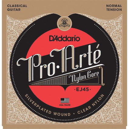 D'addario Pro Arte EJ45 Normal Tension Nylon Strings (48712)