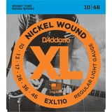 D'Addario EXL110 Electric Guitar Strings - 10-46 (50159)