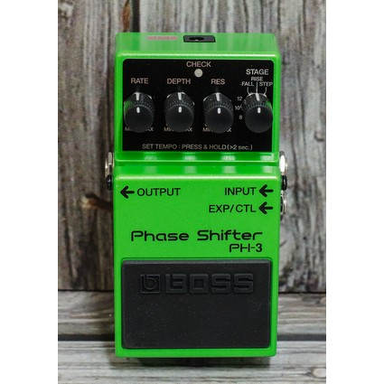Boss PH-3 Phase Shifter Pedal (52115)