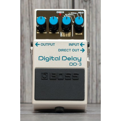 Boss DD-3 Digital Delay Pedal (54614)
