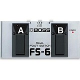 Boss FS-6 Channel Selector Footswitch (54638)