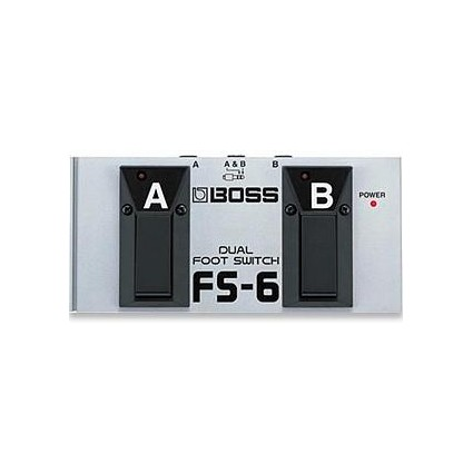 Boss FS-6 Dual Selector Footswitch (54638)