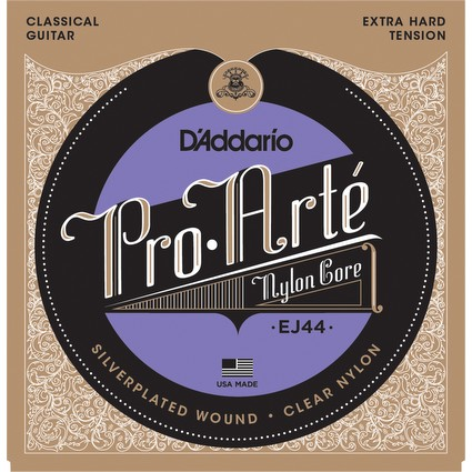 D'addario Pro Arte EJ44 Extra Hard Tension Nylon Strings (57042)