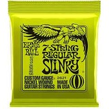 Ernie Ball 10-56 7 String Regular Slinky Electric Guitar Strings (61452)