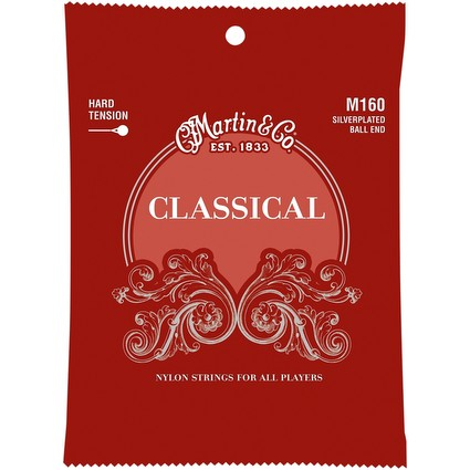 Martin Classical Guitar Strings Ball End (68406)