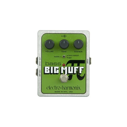 Electro Harmonix Bass Big Muff Effects Pedal (78436)