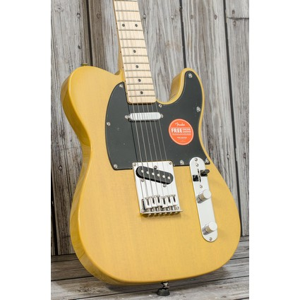 Squier Affinity Telecaster - Butterscotch Blonde, Maple (86554)