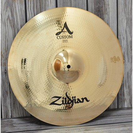 "Zildjian A Custom Crash Cymbal - 16"" Display Stock (87728)"