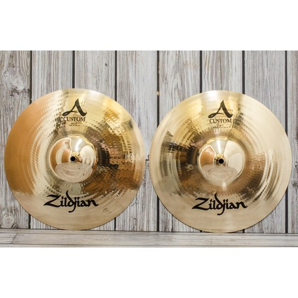 "Zildjian A Custom Hi hats - 14"" (87766)"