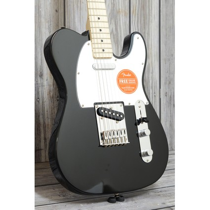 Squier Affinity Telecaster Electric Guitar - Black, Maple (94856)