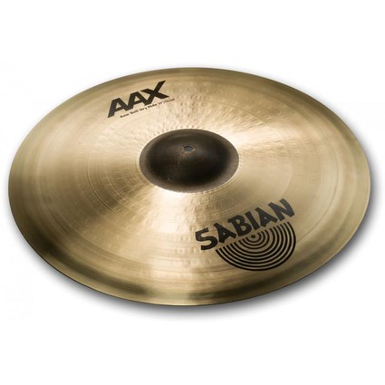 "Sabian AAX Raw Bell Dry Ride Cymbal - 21"" Display Stock (99394)"