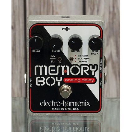 Electro Harmonix Memory Boy Effects Pedal - Analog Delay (99738)