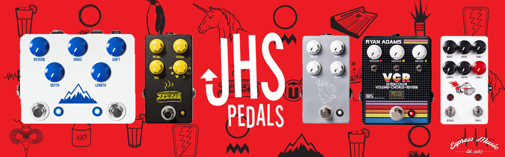 JH Pedals