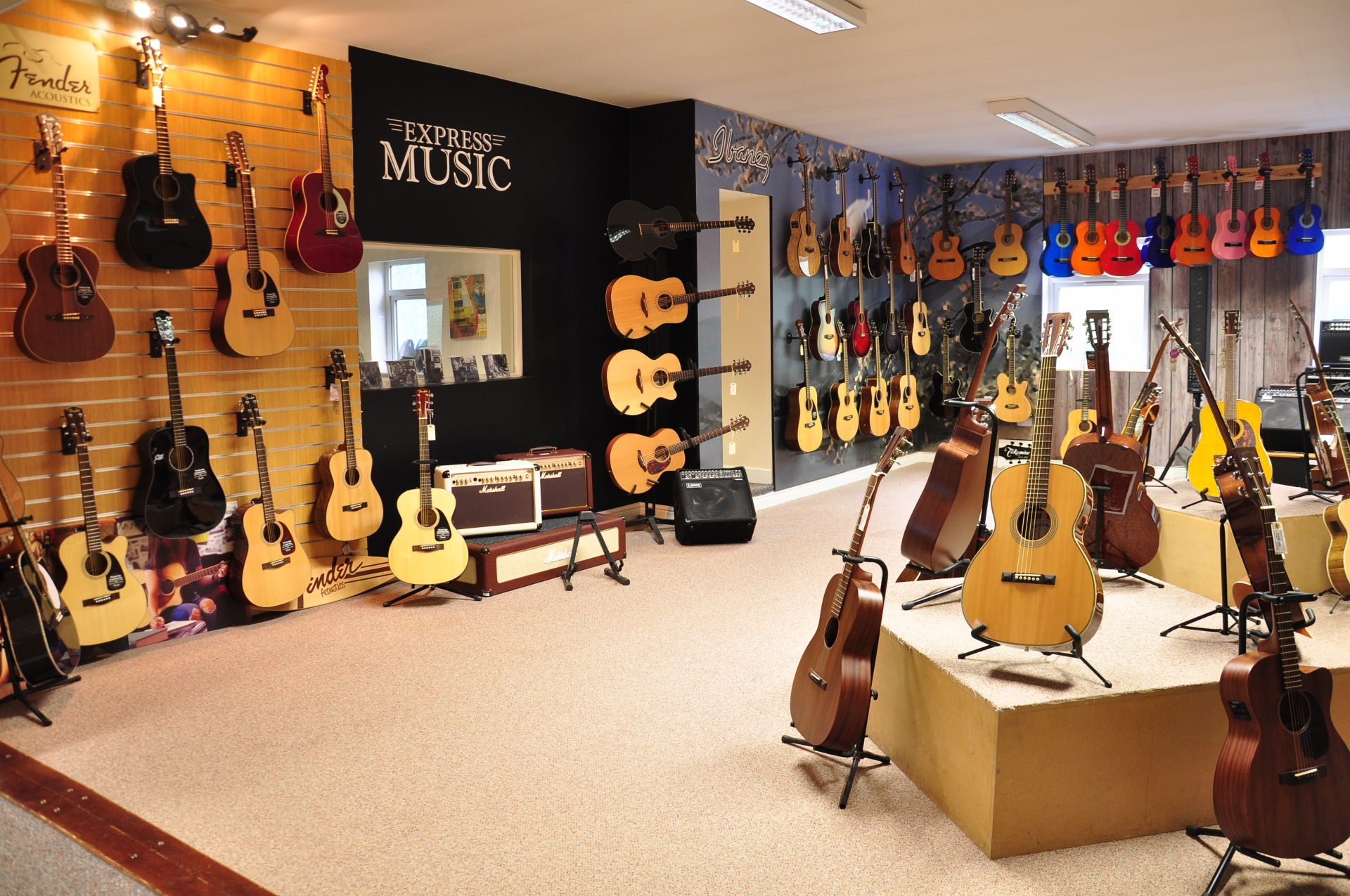 Express Music Store