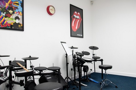 Shirley Drum Room