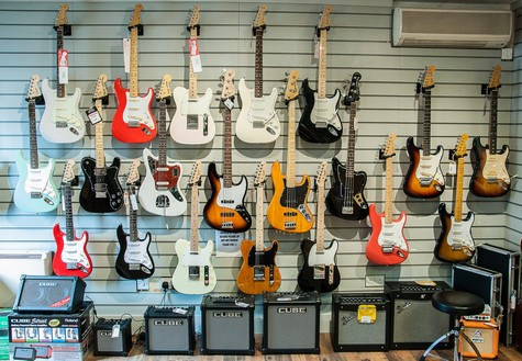 Shirley Fender Wall